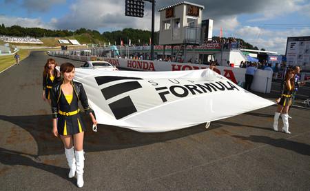 Publicado el calendario provisional de la Super Fórmula 2014