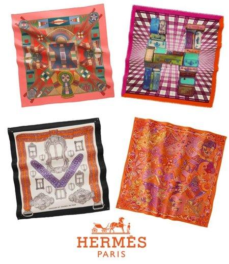 Hermes pañuelos