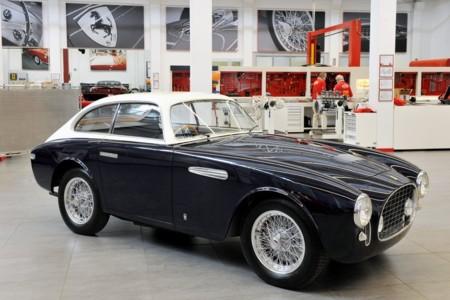 Así ha sido la vida de este Ferrari 225E que ha vuelto a nacer