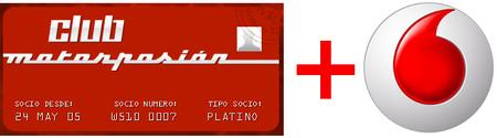 Gana un smartphone con el nuevo Club Motorpasión y Vodafone