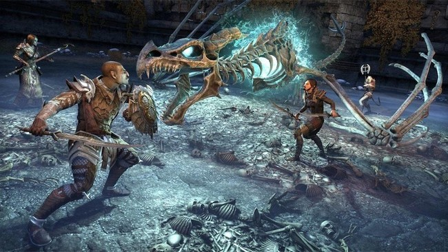 The Elder Scrolls Online Dragon Bones Dlc