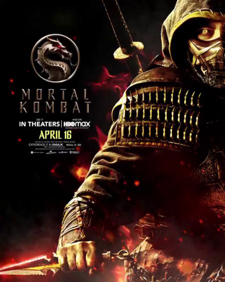 Mortal Kombat Pelicula Scorpion