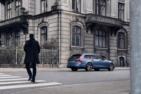 Volvo V90 R Design Location
