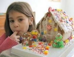Controla los dulces navideños que comen tus hijos