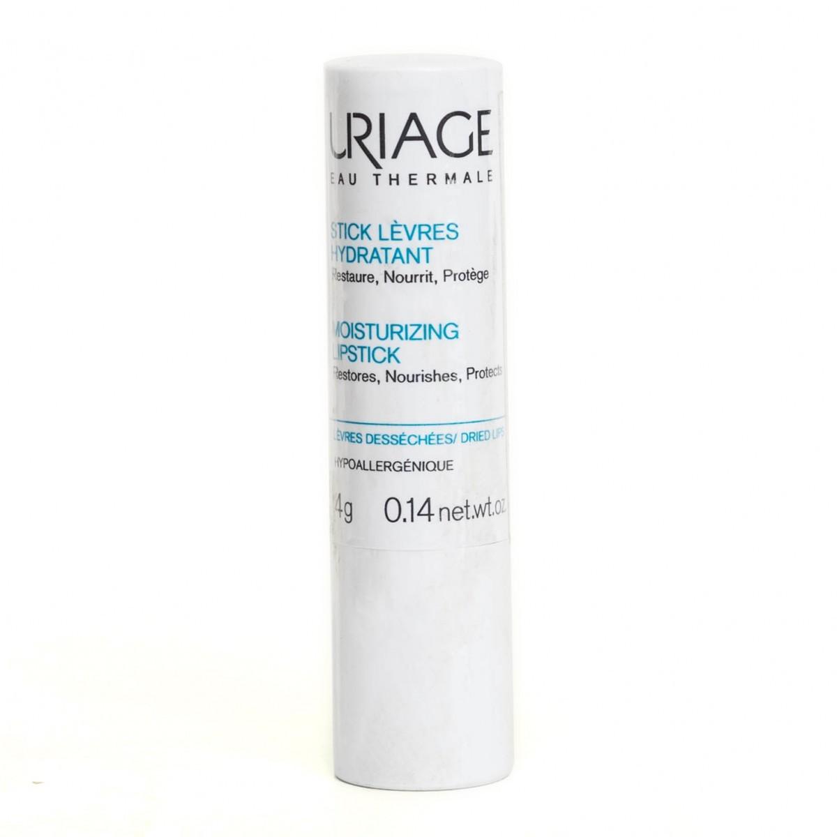 Uriage hidratante de labios Lipstick