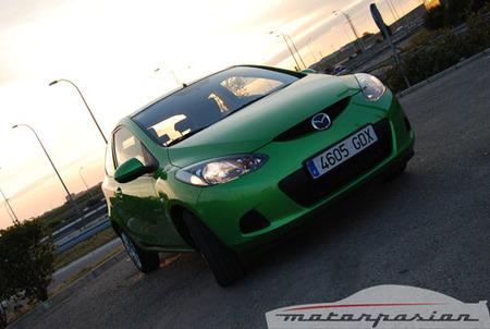 Mazda2 1.4 CRTD, prueba de consumo (parte 1)