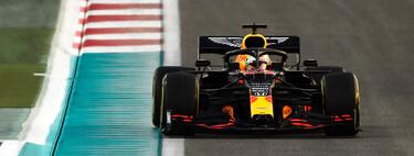 Max Verstappen se disfraza de Mercedes para arrasar en la última carrera de Fórmula 1 en 2020