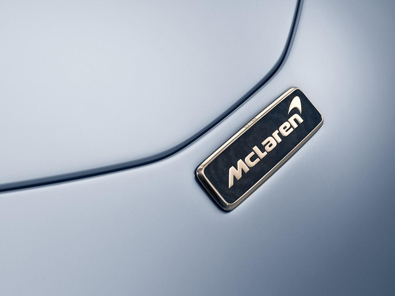 Foto de McLaren Speedtail (17/18)