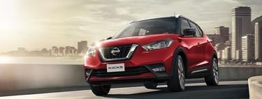 El Nissan Kicks 2020 ahora incluye más seguridad de serie en México