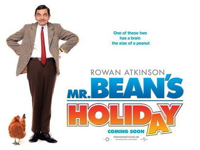 Teaser trailer de 'Mr. Bean´s Holiday'
