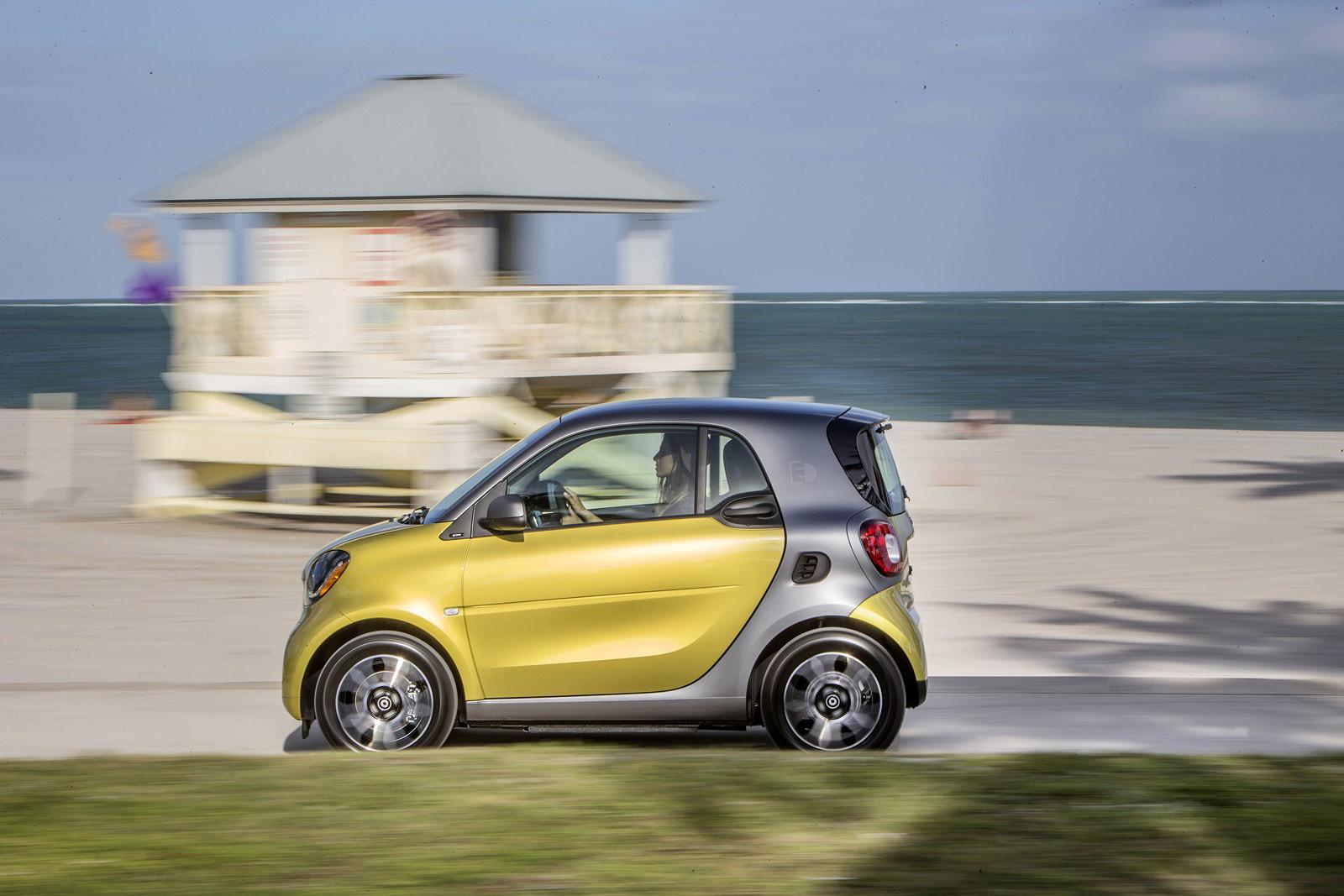 Foto de smart fortwo Electric Drive, toma de contacto (200/313)