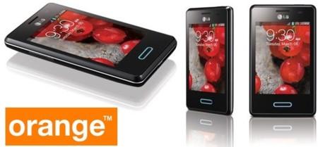 Precios LG Optimus L3 II con Orange