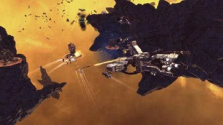 Paradox presenta Ancient Space