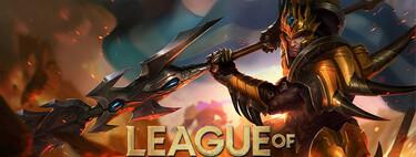 Guía de Jarvan en League of Legends: un coloso en la jungla