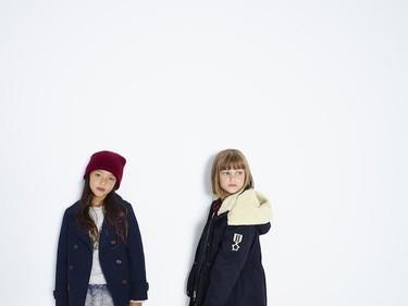 Moda Otoño-Invierno 2013/2014 para niños: abrigos y chaquetas para no pasar frío