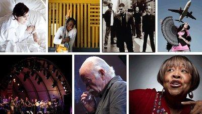 La Mar de músicas, Festival internacional de Cartagena (Murcia)