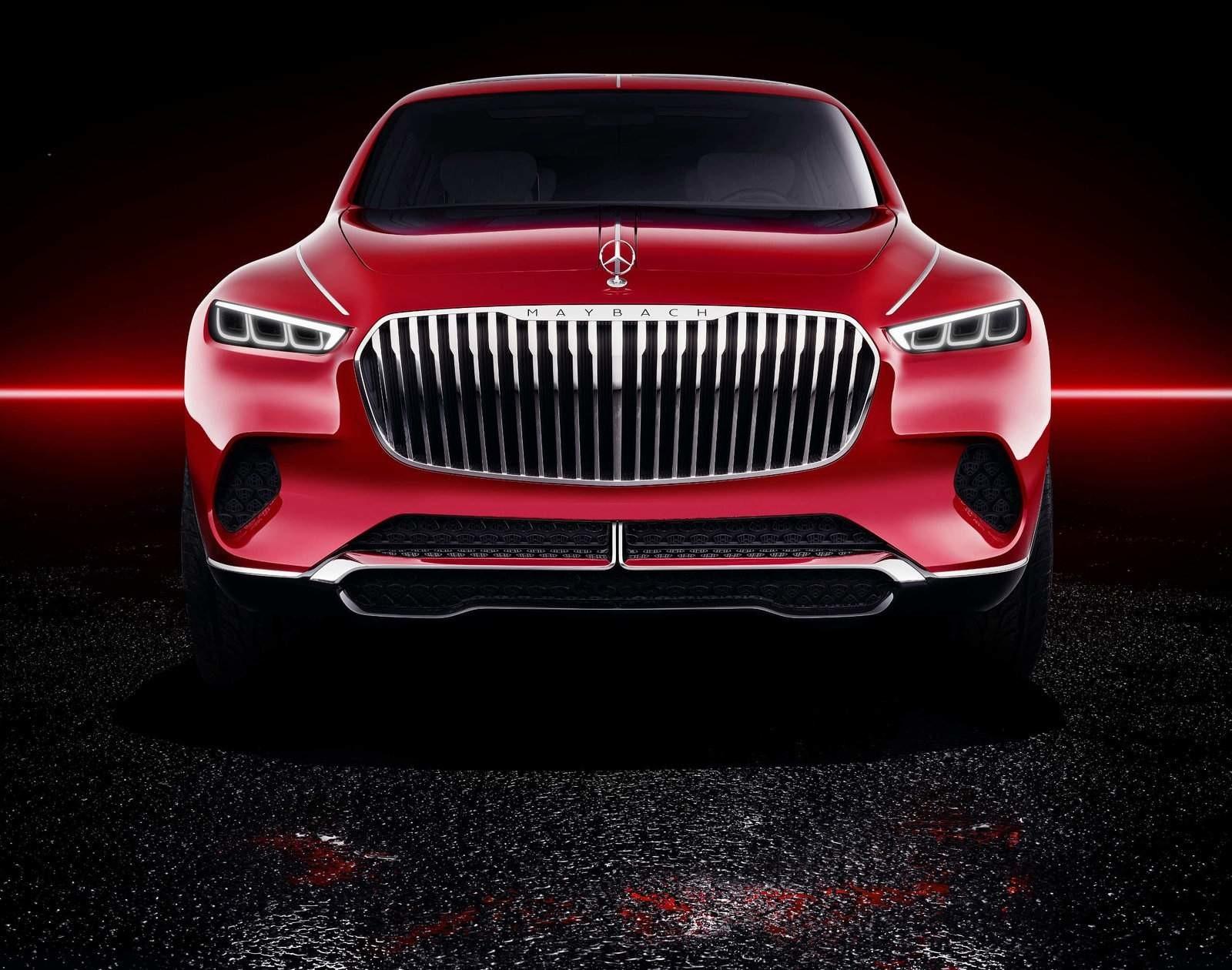 Foto de Mercedes-Maybach Ultimate Luxury Concept (7/10)