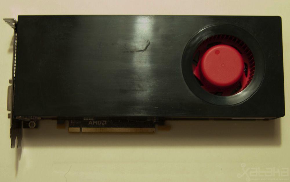 Foto de AMD 6790, análisis (1/6)