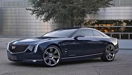 Elmiraj concept: la visión futura de Cadillac