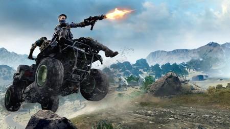 Disparos entre rejas en el nuevo mapa de Call of Duty Blackout que llegará mañana a PS4