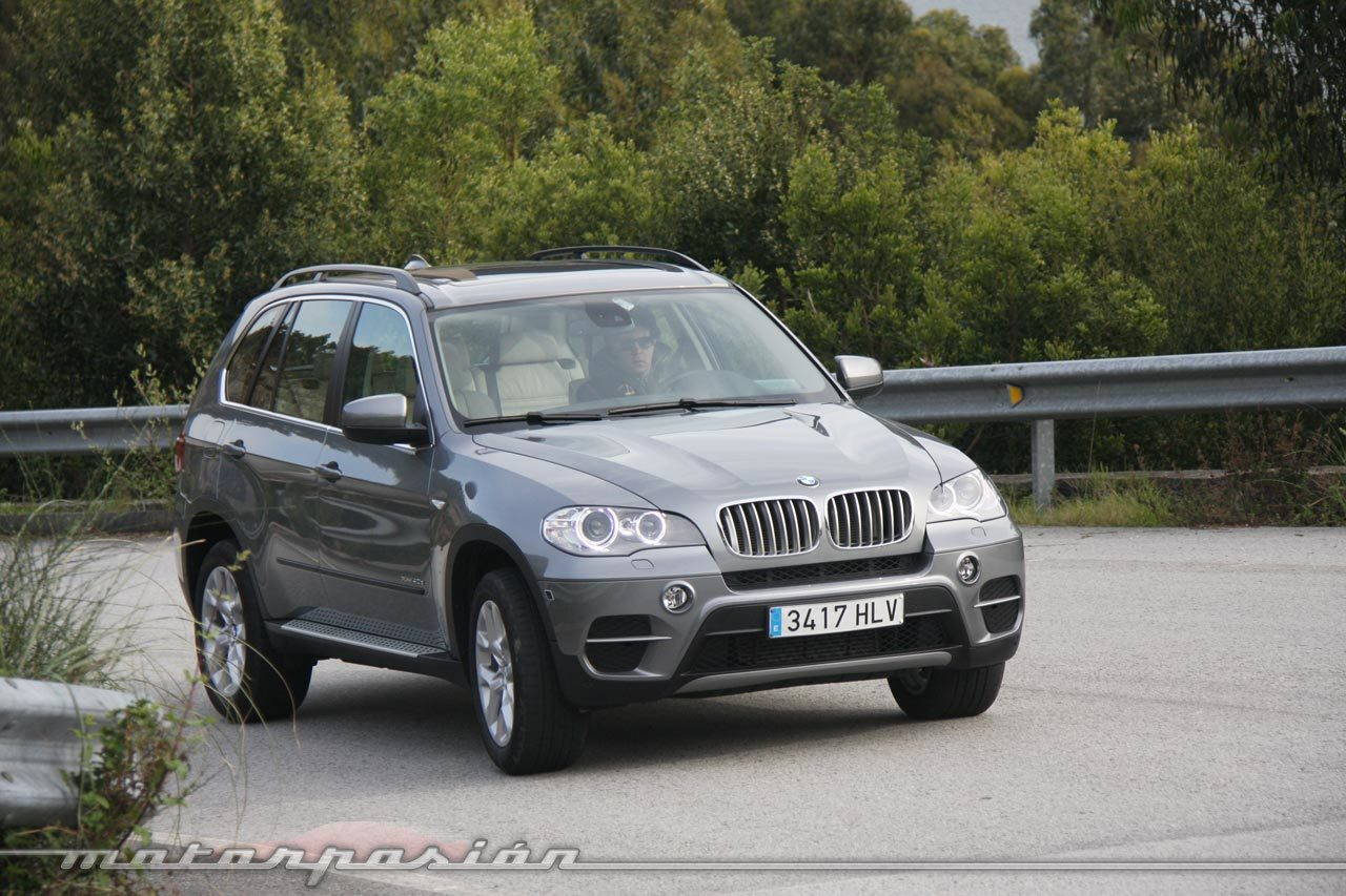 bmw x5 xdrive prueba 14 48. Black Bedroom Furniture Sets. Home Design Ideas
