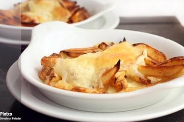 Receta de patatas al Bon Grivois