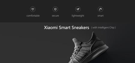 Zapatillas deportivas Xiaomi, con Bluetooth, por 30,91 euros con este cupón de descuento