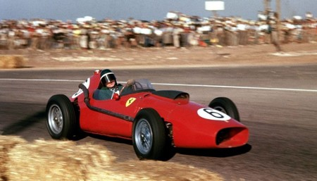 Hawthorn Marruecos F1 1958