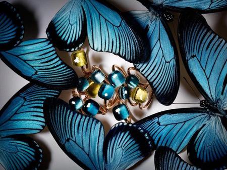 """Los anillos de la nueva colección de Pomellato, para saber si """"me quiere o no me quiere"""""""