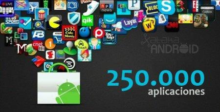 Android Market, un crecimiento espectacular