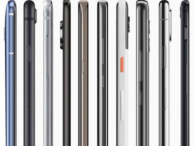 Estos son los mejores celulares de 2017