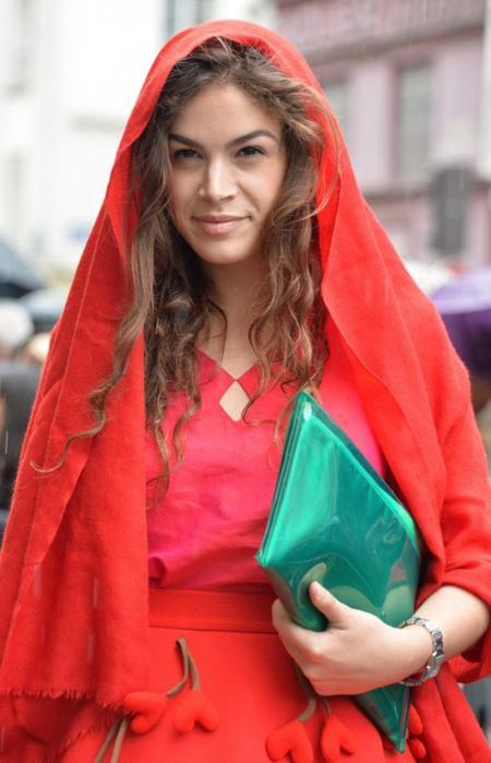 Cósima Ramirez, el arte de meter la pata para asistir a un desfile de Alta Costura