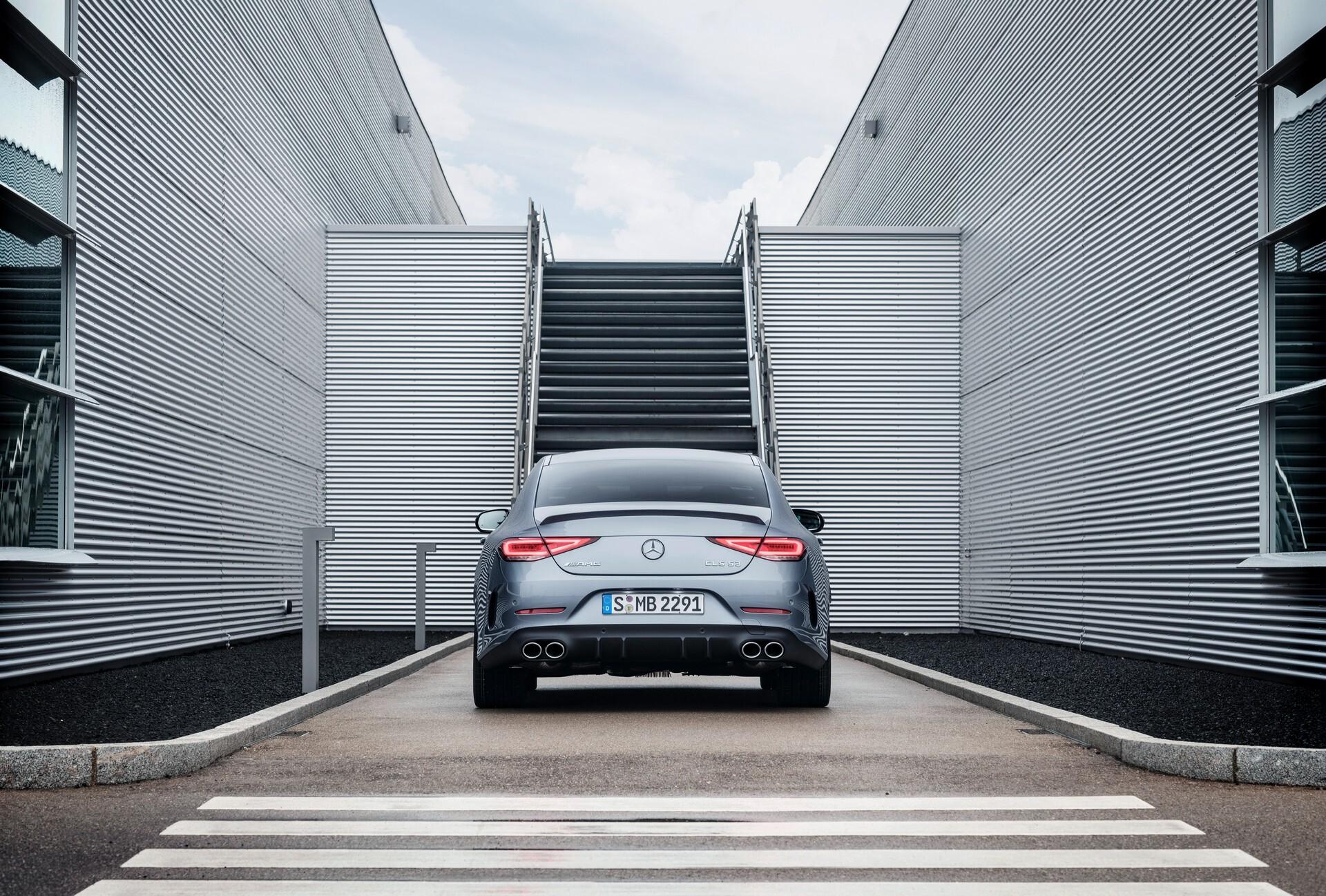 Foto de Mercedes-Benz CLS 2022 (54/63)