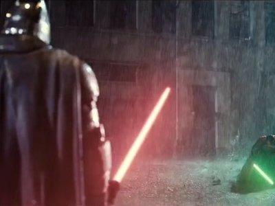 ¿Batman, Superman y Star Wars? Zack Snyder nos muestra cómo podría ser este sueño imposible
