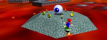 Super Mario 64: cómo conseguir la estrella de las 100 monedas de Lethal Lava Land