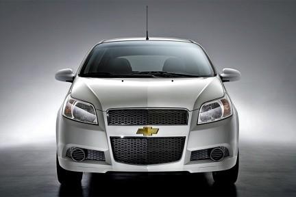 Nuevo Chevrolet Aveo 5 puertas, sustituto del Kalos