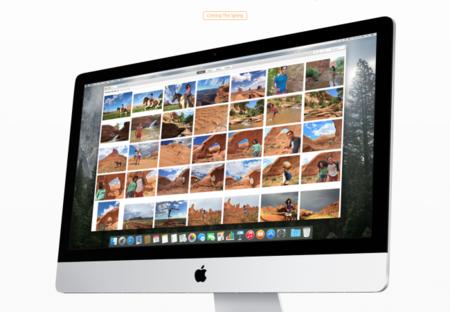Fotos para Mac aparece en una versión preliminar de OS X 10.10.3 para desarrolladores