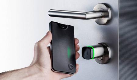 CalypsoKey, una llave NFC para iPhone 5
