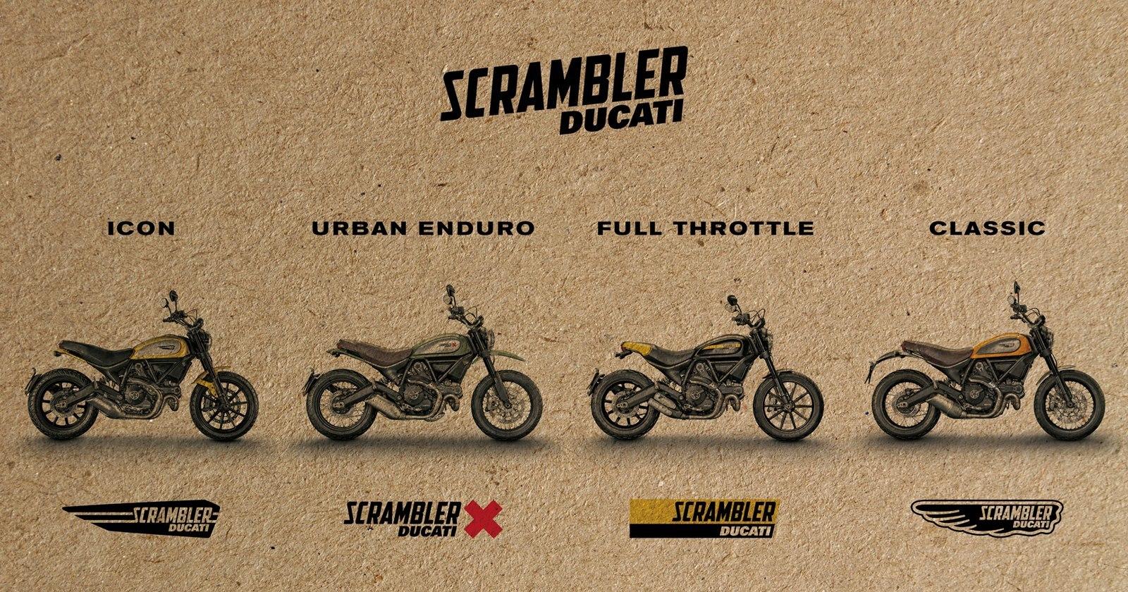 Foto de Ducati Scrambler, diseño (1/8)