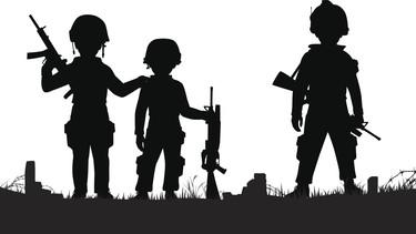 Niños soldado: las cifras del horror
