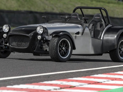 Caterham Seven Superlight Twenty, celebrando 20 años de Superlight