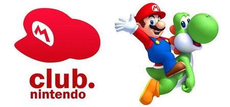 El programa de recompensas Club Nintendo llegara a su fin este año