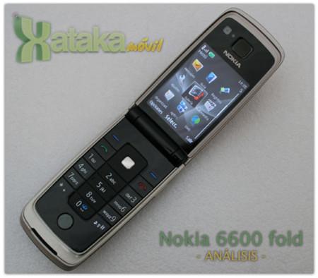 Nokia 6600 fold, análisis