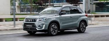 Probamos el nuevo Suzuki Vitara Hybrid: un versátil SUV que gana en agilidad dentro y fuera del asfalto, ahora con etiqueta ECO