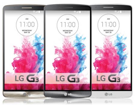 El Korea Times informa que el LG G4 , no llegará hasta finales de Abril