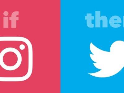 ¿No te gusta que Twitter ignore las previsualizaciones de Instagram? Publica la imagen completa con esta receta de IFTTT