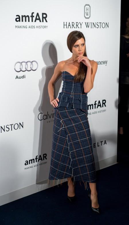 Amfar Gala Hong Kong Victoria Beckham Look Celebrity 2