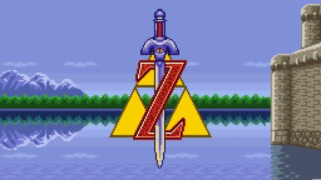 The Legedn of Zelda: A Link to the Past