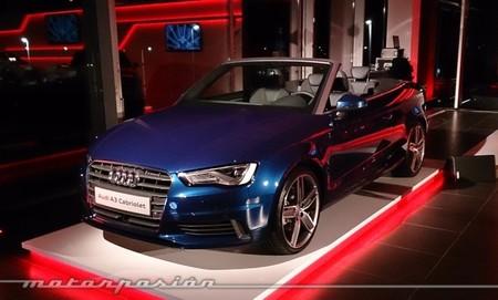 Audi A3 gama Presentación en Málaga 61