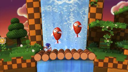 'Sonic Lost World' muestra su primer vídeo con gameplay